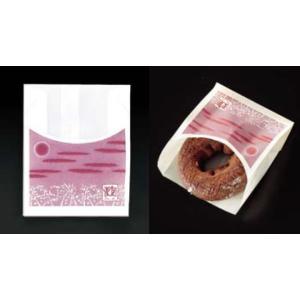 大阪ポリエチレン販売 6503 耐油紙袋 No140麦包 90(マチ35)×62+45mm 1ケース3000枚入|houzainokura