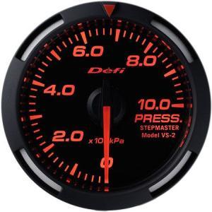 デフィ メーター レーサーゲージ (Racer Gauge) Φ52 レッド 圧力計 (油圧計・燃圧計) 0〜1000kPa DF06605 送料無料|howars