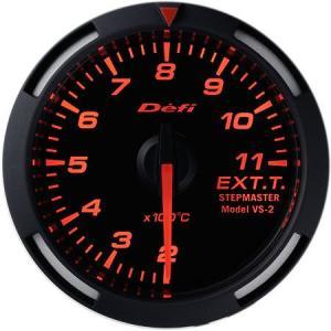 デフィ メーター レーサーゲージ (Racer Gauge) Φ52 レッド 排気温度計 200〜1100℃ DF06805 送料無料|howars