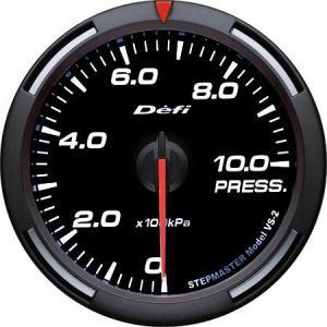 デフィ メーター レーサーゲージ (Racer Gauge) Φ60 ホワイト 圧力計 (油圧計・燃圧計) 0〜1000kPa DF11606 送料無料|howars