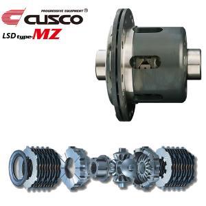 CUSCO LSD type-MZ 1.5WAY リア用 エブリィ DA64V K6A  MT/AT  標準デフ:オープン|howars
