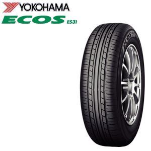 2本以上で送料無料 ヨコハマ タイヤ エコス ES31 155/65R14インチ|howars