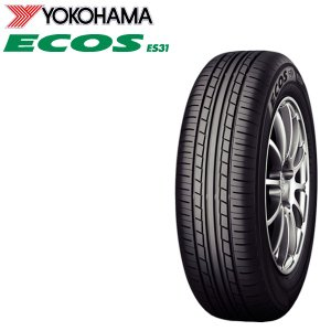 2本以上で送料無料 ヨコハマ タイヤ エコス ES31 17...