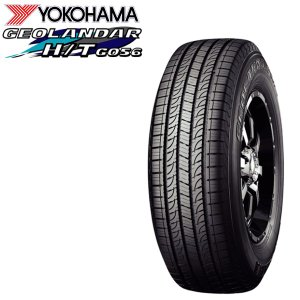 YOKOHAMA タイヤ ジオランダーH/T G056 255/60R18  2本以上で送料無料