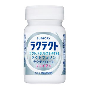 ○ サントリー ラクテクト 90粒 約30日分 乳酸菌サプリメント ダイエット
