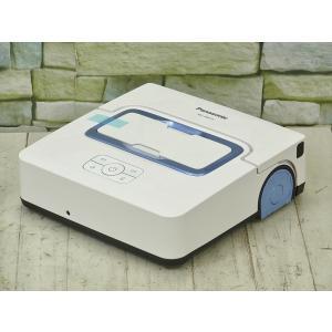 未使用 パナソニック 床拭きロボット掃除機 ローラン MC-RM10-W ホワイト 2019年製 P...