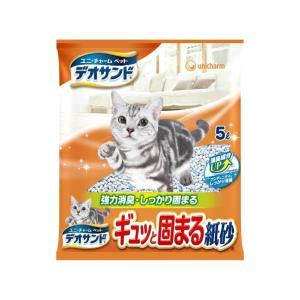 ユニ・チャーム デオサンド 紙砂 5Lの関連商品9