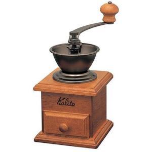 カリタ(Kalita) 手挽きコーヒーミル ミニミル