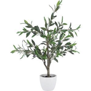 不二貿易 フェイクグリーン 観葉植物 オリーブ 312 52689 20719