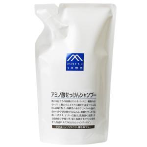 M mark アミノ酸せっけんシャンプー 詰替用 550ml 99