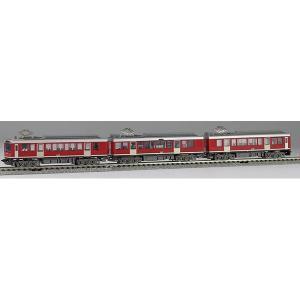 ハセガワ NT163 箱根登山鉄道2000形 'レーティッシュ塗装'(初期仕様)(3両セット)