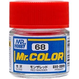 GSIクレオス Mr.カラー C68 モンザレッド|hows-yho