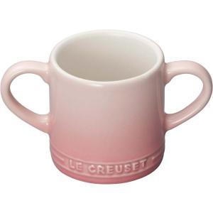 ルクルーゼ(Le Creuset) ベビー マグカップ ミルキー ピンク 910072-60-176 【日本正規販売品】|hows-yho