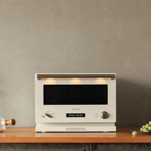 バルミューダ (BALMUDA) オーブンレンジ The Range K04A-WH(K04AWH) ホワイト 4560330118821 -人気商品-【代引不可】【北海道沖縄離島は送料別途】|hows