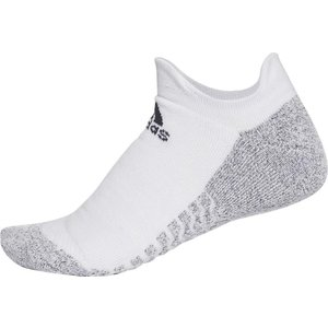 adidas(アディダス) ALPHASKINグリップ フルクッション アンクルソックス ECF26 CG2666 WHT/BLK 2224|hows