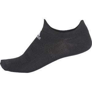 adidas(アディダス) ALPHASKIN ウルトラライト アンクルソックス ECG34 CG2678 BLK/WHT 2628|hows