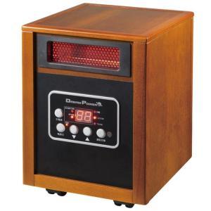 【数量限定特価】ナカトミ(NAKATOMI) あったかWヒーター ドリームヒーター(1200W/750W 2段階切替) リモコン付 タイマー付 DH-1200|hows
