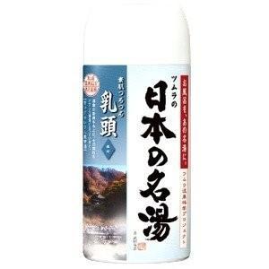 【ケース販売】【12個単位】バスクリン 入浴剤 ツムラの日本の名湯 乳頭 450g 【北海道沖縄離島は送料別途】|hows