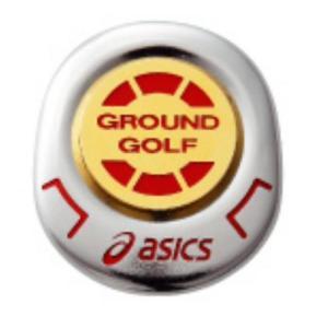 アシックス(asics) グラウンドゴルフ マーカーストッパーセット GGG520 レッド F|hows