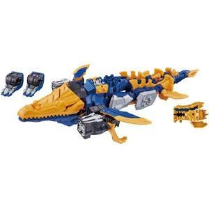 【発売元】 バンダイ  【商品説明】 リュウソウゴールドの騎士竜です。パーツを組み替えてロボモードへ...