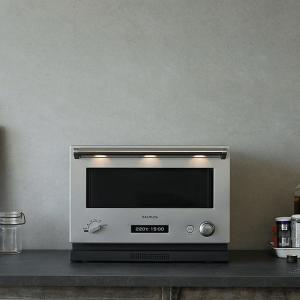 バルミューダ ザ レンジ 18L BALMUDA The Range オーブンレンジ K04A-SU (K04ASU) ステンレス -人気商品-【代引・日時指定不可】【北海道沖縄離島は送料別途】|hows