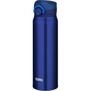 サーモス(THERMOS) 水筒 真空断熱ケータイマグ 【ワンタッチオープンタイプ】 600ml ロイヤルブルー JNR-600 R-B|hows