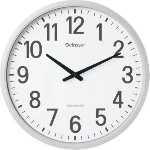 キングジム 電波掛時計 ザラージ GDK-001の関連商品5