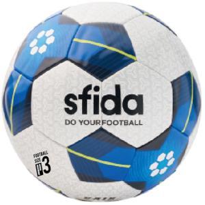 SFIDA(スフィーダ) 【サッカーボール 3号球(小学生用)】 VAIS KIDS BSFVA04 WHITE/BLUE 3号球|hows