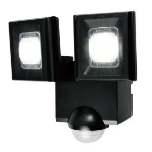 ELPA(エルパ) 屋外用LEDセンサーライト 乾電池式 ESL-N112DC
