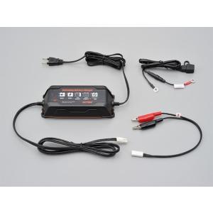 【発売元】 デイトナ  【商品説明】 12Vバッテリー搭載車専用品。バッテリーの状態を判断し、最大5...
