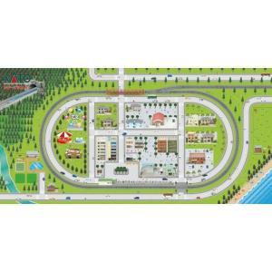 カトー(KATO) 鉄道模型 Nゲージ 24-032 カトー Nゲージ ジオラマシート(スターター・...