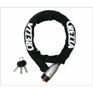 リード工業(LEAD工業) バイクロック CREZZA LW-009 リンクロック ブラック 18ミ...