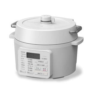 【数量限定特価】アイリスオーヤマ 電気圧力鍋 2.2L 2WAYタイプ グリル鍋 6種類自動メニュー...