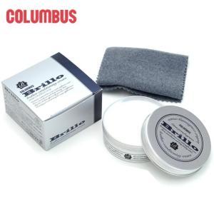 コロンブス シューケア ブリオ レザーコンディショニングクリーム 90g