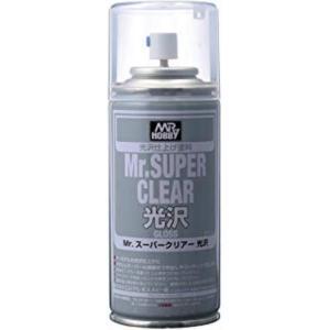 GSIクレオス Mr.スーパークリアー 光沢 ...の関連商品1