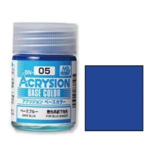 GSIクレオス BN05 アクリジョンベースカラー ベースブルー