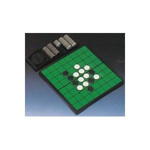 【発売元】 メガハウス  【商品説明】 強力なマグネット式の石を使用していますので、盤が傾いても石が...