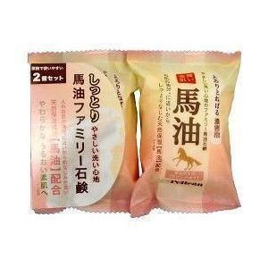 ファミリー馬油石けん(80g2コ入) (石けん...の関連商品2