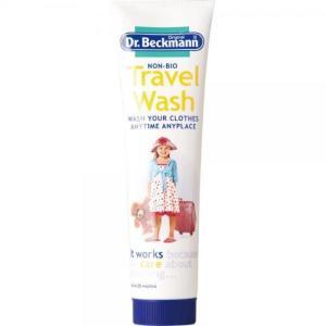 ドクターベックマン(Dr.Beckmann) 旅行用洗濯洗剤 ジェルタイプ 軟水硬水エリア対応 トラ...