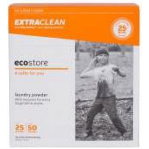 ecostore(エコストア) エクストラクリーン ランドリーパウダー 汚れ落とし 洗濯 洗剤 85...