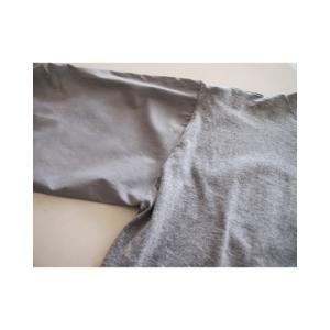 【2点以上お買い上げで10%オフ対象商品】mia(ミア) レディースファッション 袖リボンブラウス|hows|03