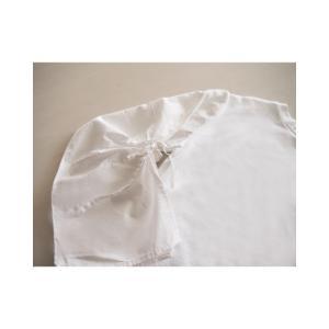 【2点以上お買い上げで10%オフ対象商品】mia(ミア) レディースファッション 袖リボンブラウス|hows|05