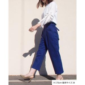 【2点以上お買い上げで10%オフ対象商品】mia(ミア) レディースファッション 袖リボンブラウス|hows|07