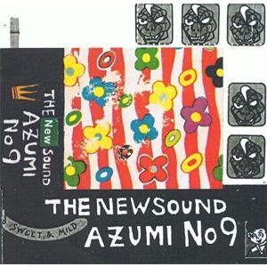 AZUMI(アズミ) / THE NEW SOUND AZUMI NO.9 (CD-R)|hoyhoy-records