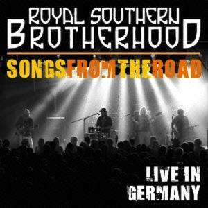 ロイヤル・サザン・ブラザーフッド Royal Southern Brotherhood/ソングス・フロム・ザ・ロードCD+DVD:NOLAファンク|hoyhoy-records
