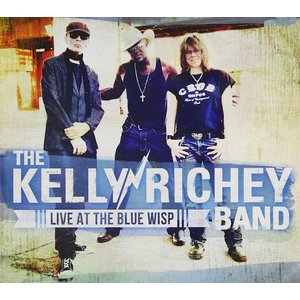 ケリー・リッチー/ライブ・アット・ザ・ブルー・ウィスプ|hoyhoy-records