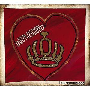 ロイヤル・サザン・ブラザーフッド Royal Southern Brotherhood/ハードソウルブラッド:NOLAファンク|hoyhoy-records