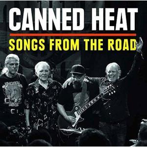 キャンド・ヒート  Canned Heat / ソングス・フロム・ザ・ロード (CD+DVD) hoyhoy-records