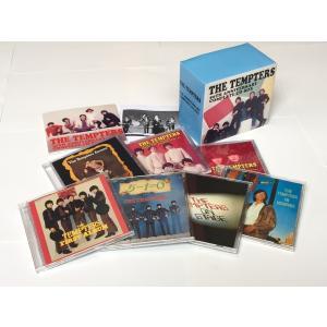 ザ・テンプターズ / 50th アニヴァーサリー・コンプリートCD BOX:7枚組|hoyhoy-records