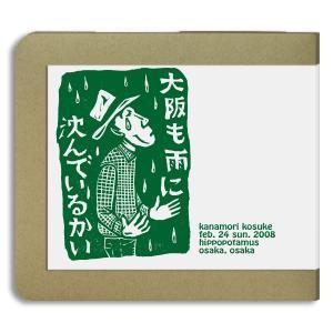 金森幸介 / 2008 02.24 / ヒポポタマス-ホイホイレコードだけ販売:男性SSW-|hoyhoy-records